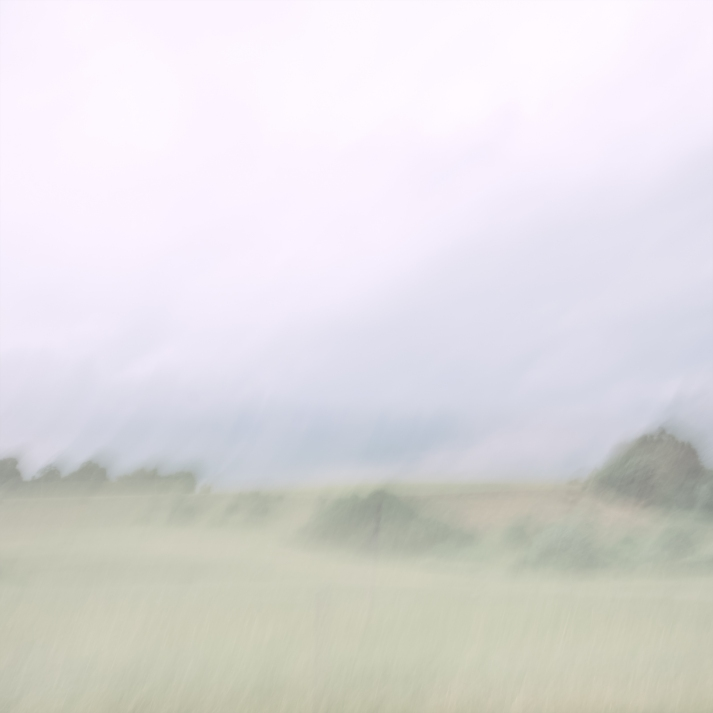 Sweden June 2018. Impressionist landscape photography utilizing intentional camera movement. Copyright © Anders Stangl Photography