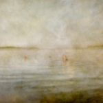 Impressionistic summer scene by a lake. Volume 42 in this series