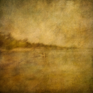 Impressionistic scene by the coast. Volume 40 in this series