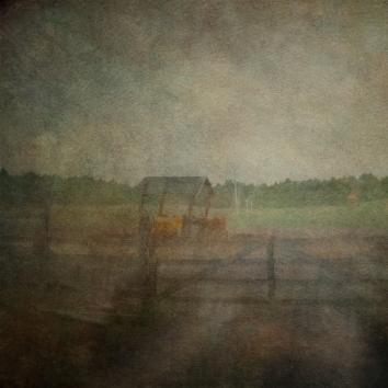 Impressionist rural scene. Volume 25 in this series