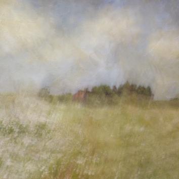 Impressionist rural scene. Volume 15 in this series