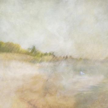 Impressionist scene by the coastline. Volume 58
