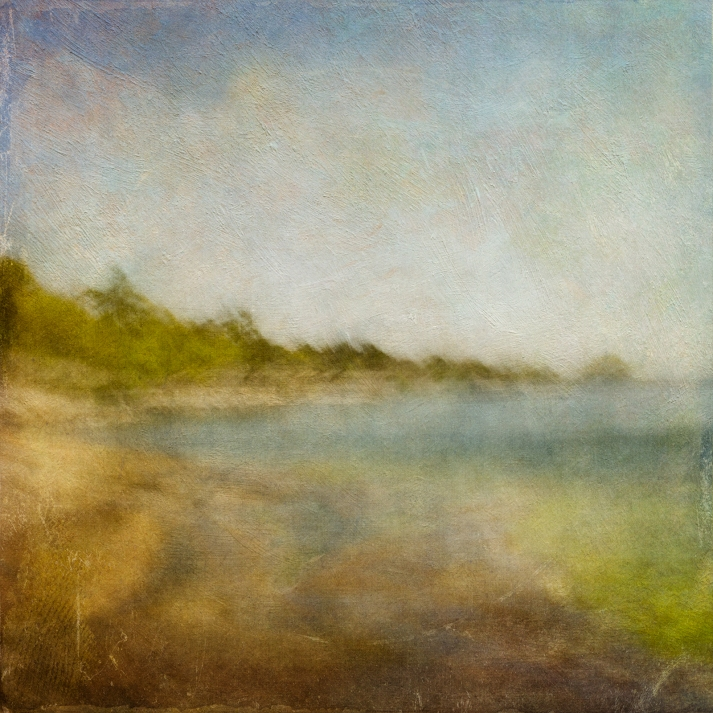 Impressionist scene by the coast. Volume 52 in this series. Volume 49 in this series
