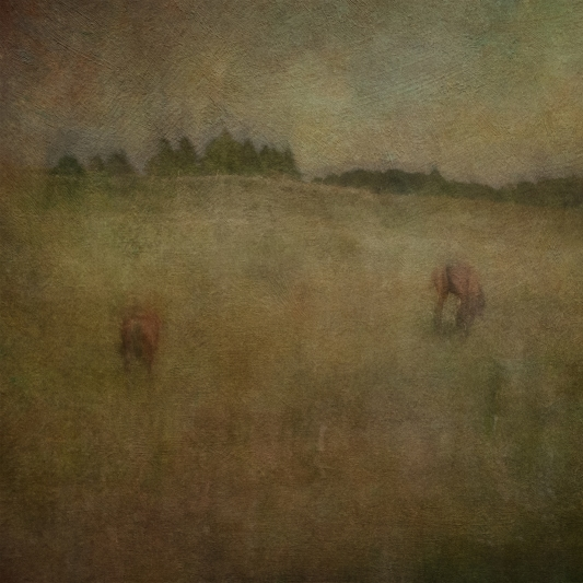 Impressionist rural scene. Volume 19 in this series