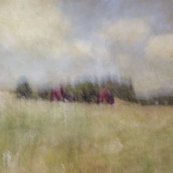 Impressionist rural scene. Volume 17 in this series