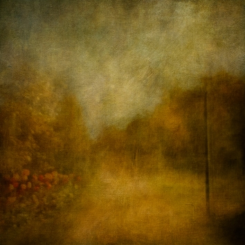 Impressionist scene from a park. Volume 68 in this series