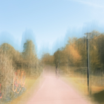 Impressionist scene from a park. Volume 67