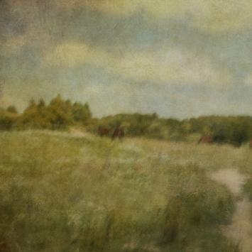 Impressionist rural scene. Volume 22 in this series