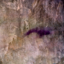 Impressionist abstract rural scene of a horse in a summer meadow. Volume 4 in this series