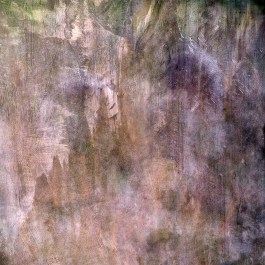 Impressionist abstract scene, sheep in a summer meadow. Volume 5 in this series