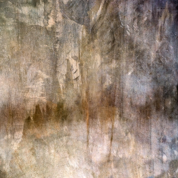 Impressionist abstract rural scene. Volume 7 in this series