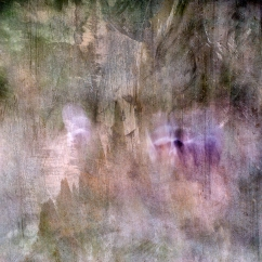 Impressionist abstract scene, sheep in a summer meadow. Volume 6 in this series. Volume 6 in this series
